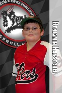 Playerscard Hantschel Benjamin