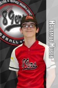 Playerscard Huber Hartmut