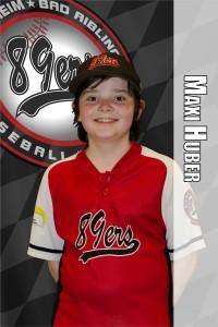 Playerscard Huber Maxi