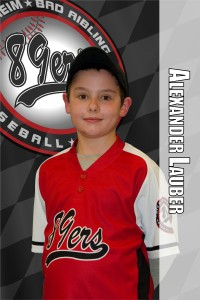 Playerscard Lauber Alexander