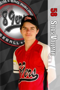 Playerscard Vollmer Silas
