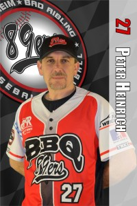Playerscard Heinrich Peter