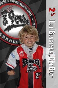 Playerscard Bengtson Leif