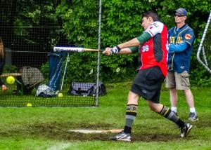 AJ Weninger At Bat