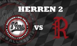 Herren 2 vs. Regensburg 5
