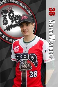 Playerscard Weninger Anjan