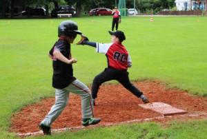 2015 06 21 - Schueler TB vs SRL_Play an 1st
