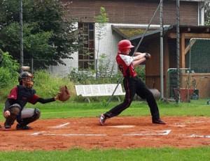Nico Reheis Batting