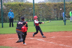 Seiffert Basti at bat