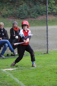 Seppelt Emre at bat