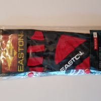 Batting-Glove, rot/schwarz, Adult L RH (Easton)