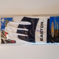 Batting-Glove, weiß/blau, Adult XL RH (Easton)
