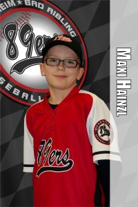 Playerscard Hainzl Maxi